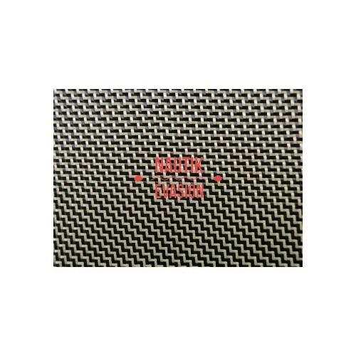 Tissu Carbone Aramide Sergé 213 gr/m²