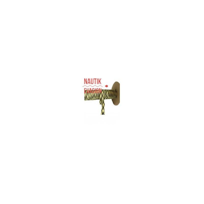 Tresse kevlar/Carbone - bande de soudure -