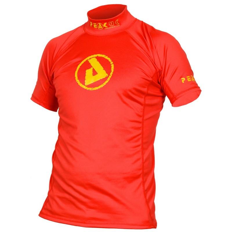 T-shirt Lycra PEAK-UK Tecwik Rashy SS