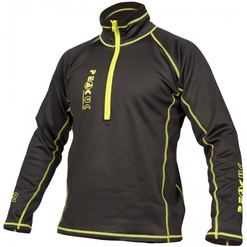Haut technique PEAK-UK Stretch Fleece Zip Top