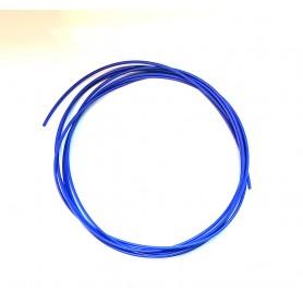 Fil plastique PE bleu 5m pour soudure de réparation