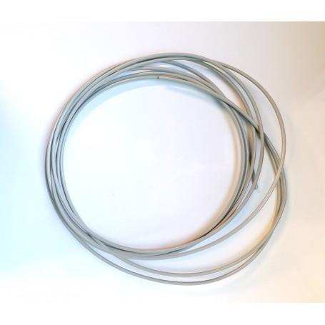 Fil plastique PE gris 5m pour soudure de réparation